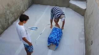 Como instalar uma piscina de vinil 1/3