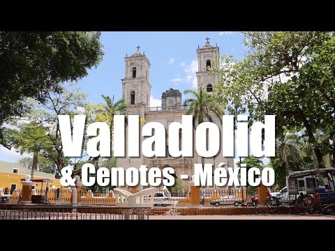 Valladolid and Cenotes, Mexico