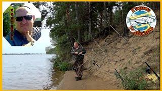 Рыбалка на донки в сентябре ловим на пенопласт и сало