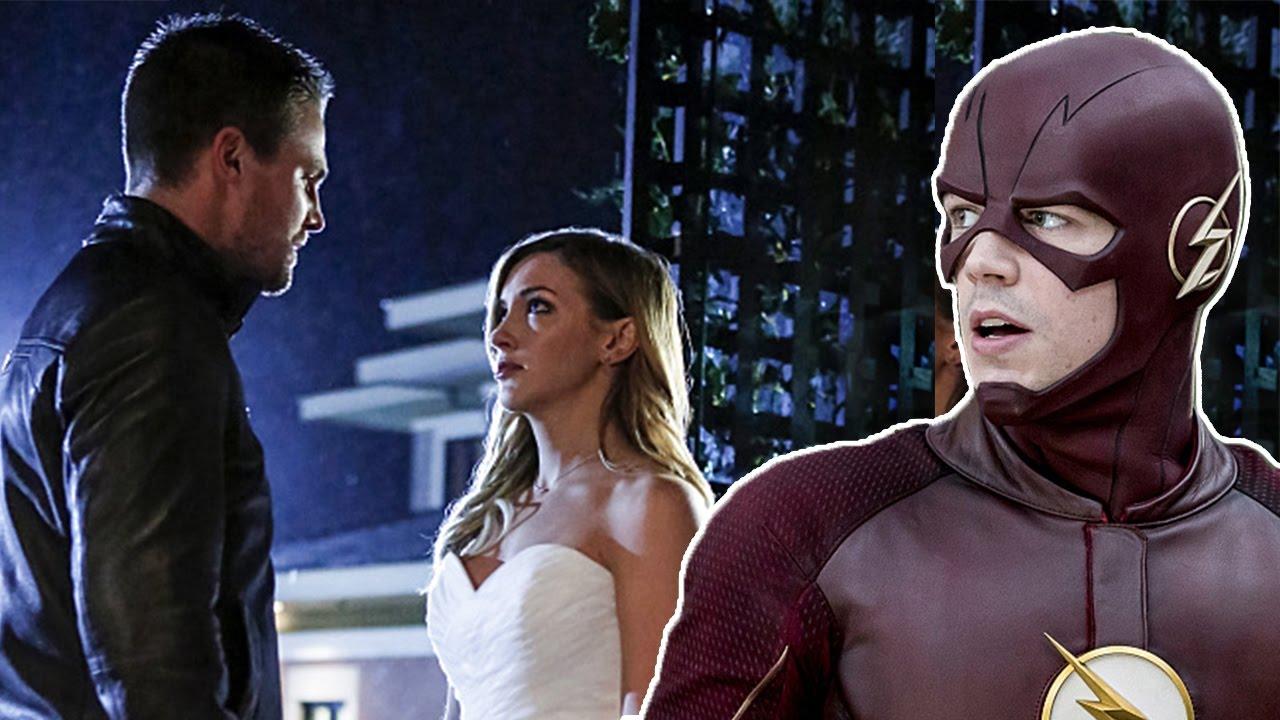 """Arrow Season 5 Episode 8 """"INVASION!"""