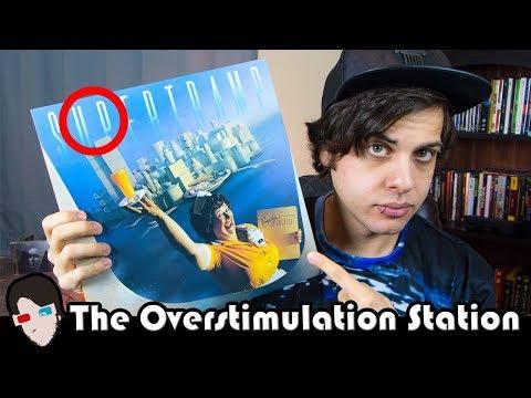 Supertramp's Album Cover Predicted 9/11?!?