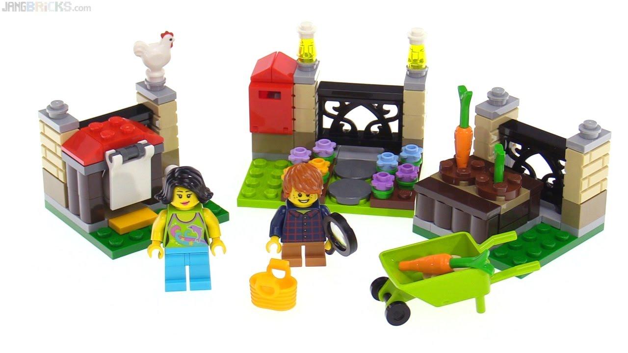 LEGO 2017 Easter Egg Hunt Set Review 40237 YouTube