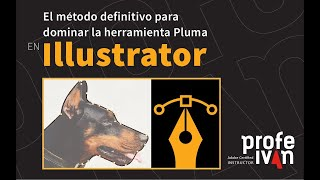 El método definitivo para dominar la herramienta pluma en Illustrator