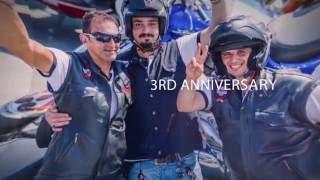 Pts cruisers 3rd anniversary