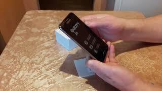 Распаковка Samsung Galaxy J5 J500H/DS Black + чехол + защитное стекло  от  Rozetka.com.ua