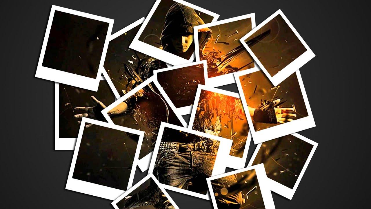 ????  Уроки фотошопа. Эффекты в фотошопе с фото. Манипуляция CS6