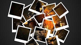 🔴  Уроки фотошопа. Эффекты в фотошопе с фото. Манипуляция CS6