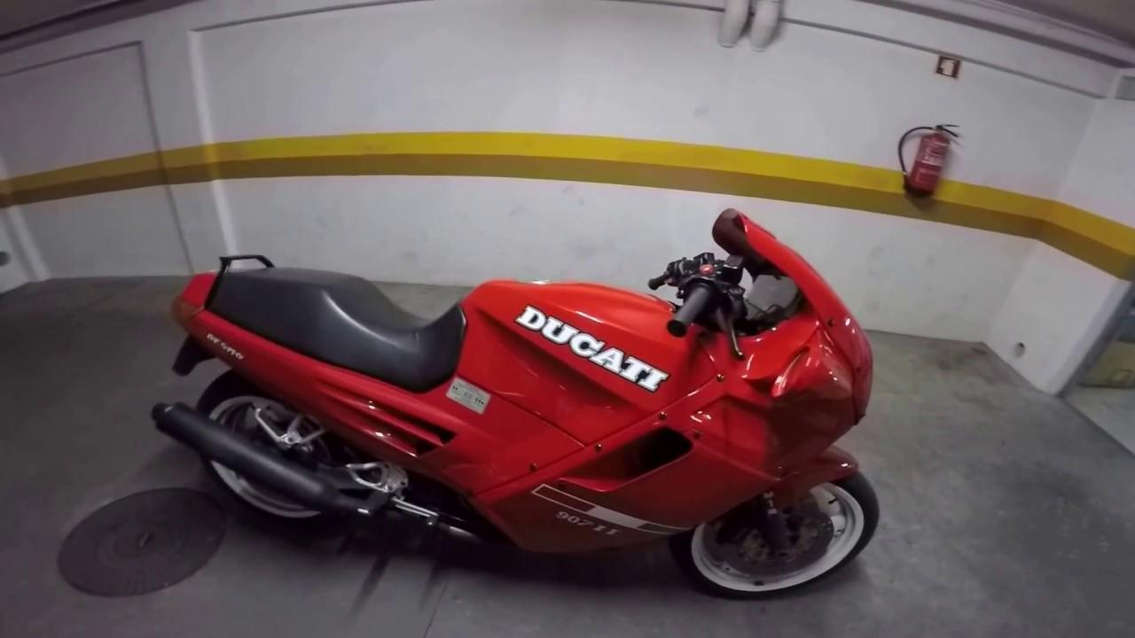 Ducati Paso Cafe Racer  impremedia