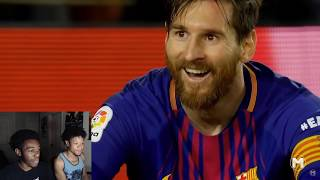Lionel Messi - The GOAT - Official Movie (Reaction)