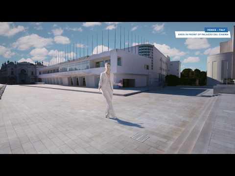 MAPEI: Piazza del Palazzo del Cinema al Lido di Venezia – Italia