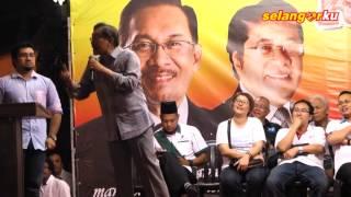 Kenapa Malaysia guna bomoh, itu syirik : anak lelaki Yusuf Qardhawi - Anwar Ibrahim