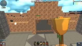 [HD] BrickForce 創世槍神 - C.A反恐特勤 VS B.E