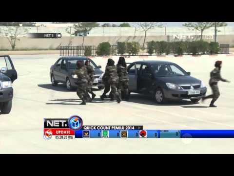 NET5 - Pasukan Elit Tentara Perempuan Palestina