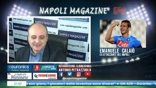 NAPOLI  MAGAZINE LIVE - 23.A PUNTATA (20 FEBBRAIO 2020)