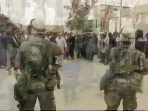 24th MEU (Marine Expeditionary Unit) In Iraq