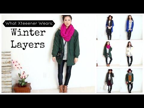 Wxw Episode Winter Layers