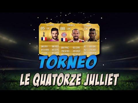 FIFA 15   TORNEO LE QUATORZE JUILLET