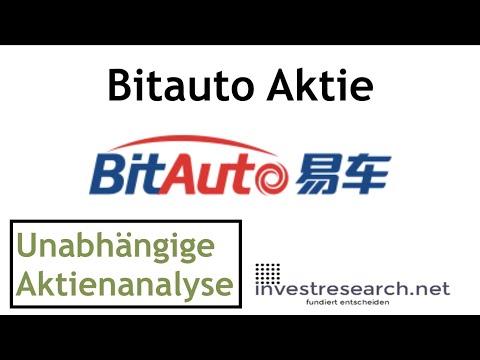 BitAuto Aktienanalyse - Komplette Abwicklung des Autokaufs online