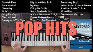 KORG PA1000 - KEYBOARD/KEYBOARD1 - Pop Hits Film #45/3