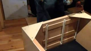 Sing Honeycomb Dresser Assembly Video.avi