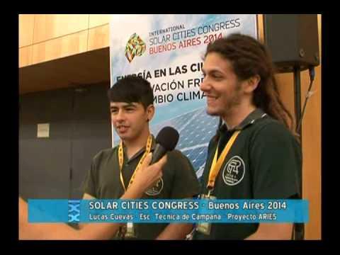 Energia XXI - PGM 134 - Solar Cities Congress Bs As 2014 P1