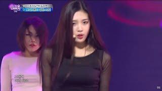 2014 MBC 가요대제전 - 걸그룹 막내들의 반란!! 조이& 찬미& 하영 - 성인식 20141231