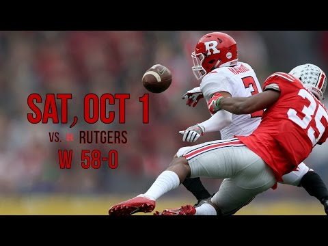 2016 Ohio State Buckeyes Schedule & Scores (as of 10-11-16)