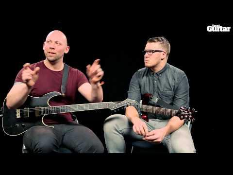Guitar Lesson: Sikth - Alternating rhythms