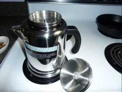 Yosemite Percolator Stainless Steel 8 Cup Coffee For Percolator