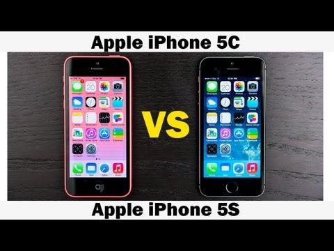 iPhone 5C vs iPhone 5S Full in-Depth Comparison