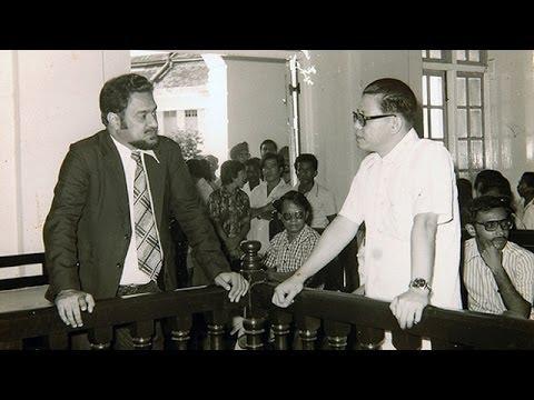 Lim Kit Siang pays tribute to Karpal