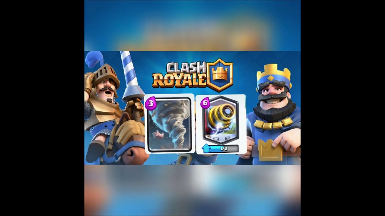 Clash Royale | SPARKNADO deck | Three Wins In A Row | Crown Chest