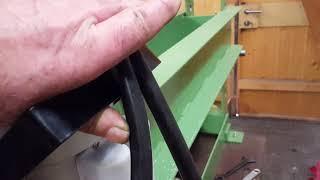 20 bis 50 tonnen hydraulikpresse eigenbau diy hydraulic shop press. Black Bedroom Furniture Sets. Home Design Ideas