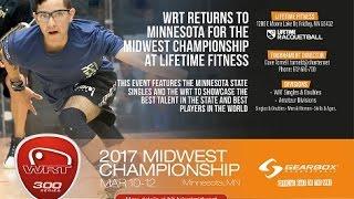 2017 WRT Midwest Championship Semi Final David Horn vs. Jaime Martell