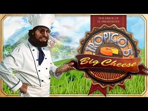 Tropico 5 - Mission - The Big Cheese (DLC)
