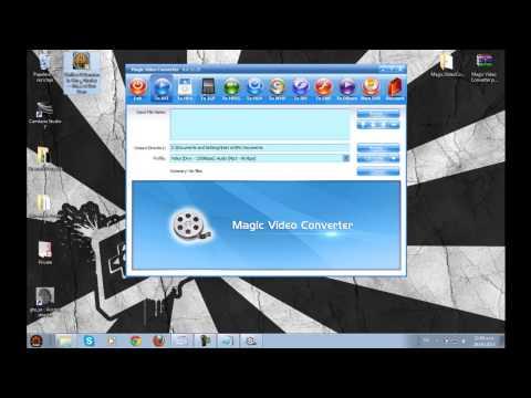 Descargar Magic Video Converter(Link por MediaFire)