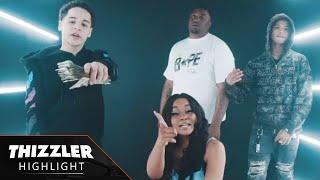 Rockin Rolla ft. MoneyBagz Buzz, Stunna Girl & Lul G - OverKill Remix (Exclusive Music Video)