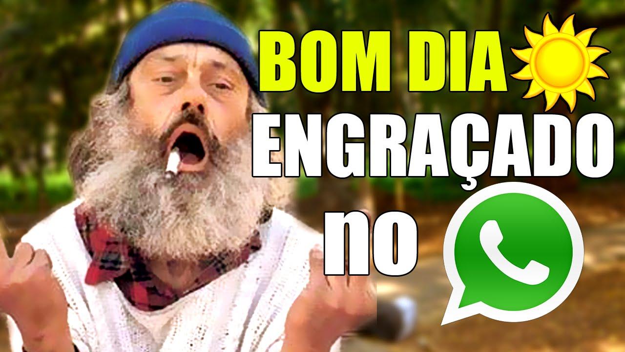 Mensagem De Aniversário Engraçado Para Amiga: Video Mensagem De Bom Dia Para Grupo Whatsapp Engraçado