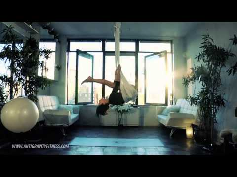 AntiGravity® Aerial Yoga Home Practice