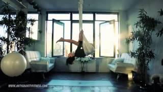 AntiGravity® Aerial Yoga Home Practice