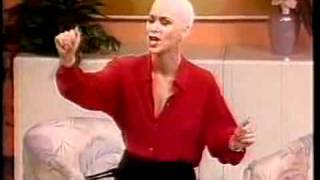 Susan Powter Stop The Insanity Infomercial Clip