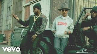 Future - Move That Doh (Official Music Video - Clean Version) ft. Pharrell, Pusha T
