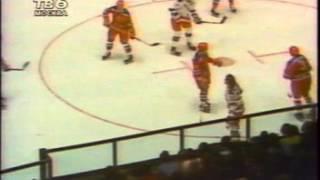 (28 декабря 1975) Нью-Йорк Рейнджерс 3 : 7 ЦСКА