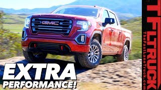 2019 GMC Sierra 1500 AT4 Review: The Most Powerful & Capable Half-Ton GMC Ever?