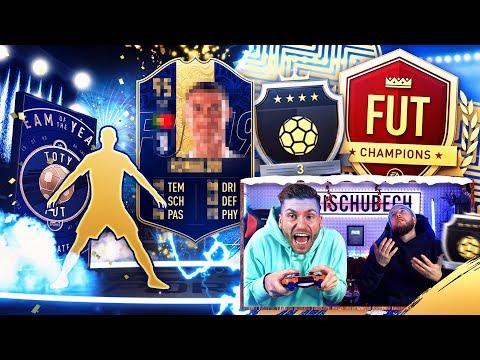 FIFA 19: TOTY VORBEREITUNG + Die LETZTEN WL Spiele zu ELITE ? thumbnail