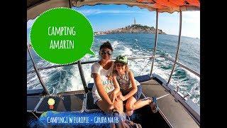 Camping Amarin w Chorwacji