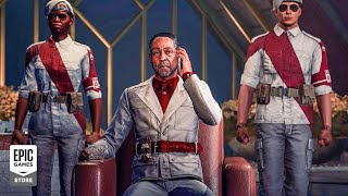 Far Cry 6: Meet the Villain: Anton Cinematic