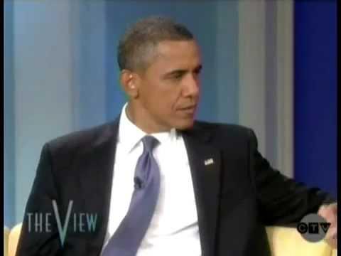 Obama Talks About Reptilian Brain