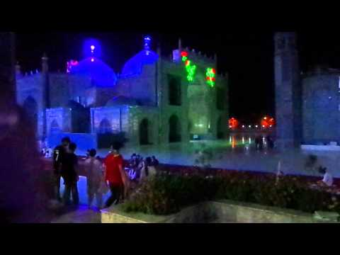 Shrine Of Hazrat Ali, Blue Mosque By Night, Afghanistan - Part 2