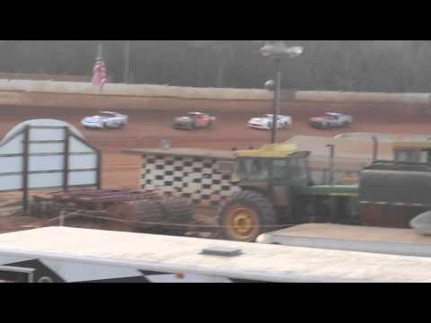 Stock eight heat race  from Harris Speedway